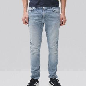 Nudie Jeans Lean Dean Size 32 x 34